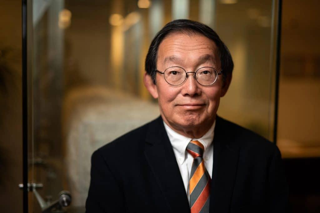 Arthur Tsien headshot