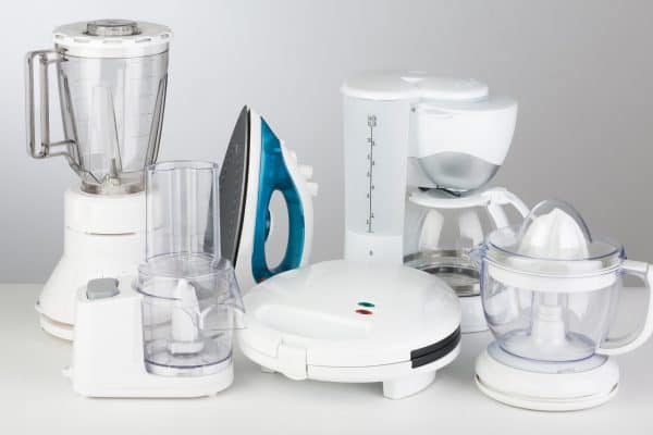 assortment of consumer products