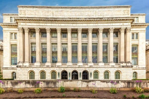 United States Department of Agriculture building