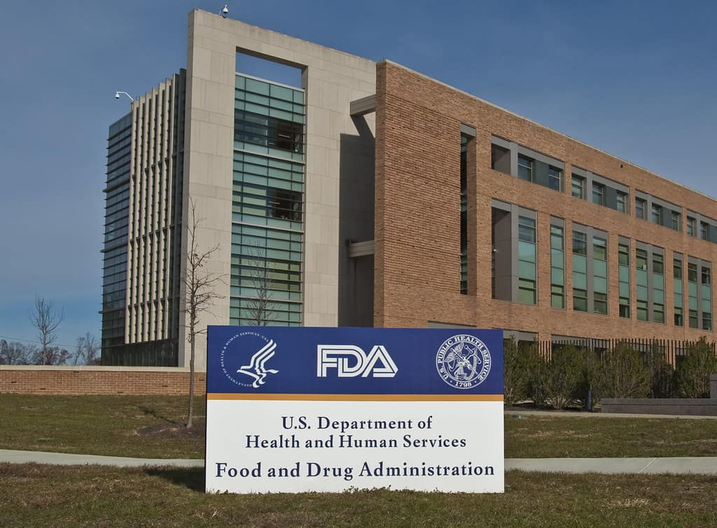 Food and Drug Administration building